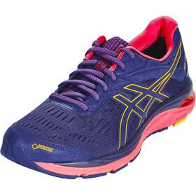 asics Gel-Cumulus 20 G-TX Shoes Women Indigo Blue/Amber